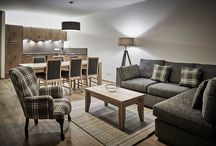N E W   A P A R T M E N T   C O M P L E X / A first for Finline Furniture!!  We have just kitted out a beautiful new apartment complex in Galtur, Austria with our popular Como Cornergroups & Aisling Chairs! Client choose a lovely mix of Plain & Plaid fabrics to make the most of limited space available.