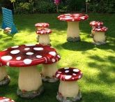 mad hatter tea party / event theme