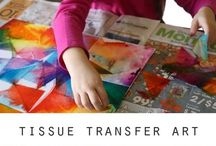 Visual art for kids