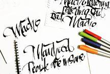 Calligraphics&Fonts