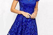 Party jurken dresses
