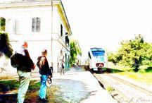 Va dove (ti) porta il Treno / PROMUOVERE E VALORIZZARE IL TRENO E IL SUO USO per scoprire l'Italia