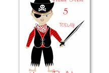 Ahoy There Matey - Nautical Themed Products / by Flissitations