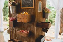 Candy Station/Bar / by The Golf Gal