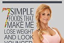 Weight loss advice.