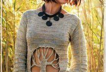 Декоративные свитера
