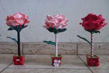 Canetas decoradas
