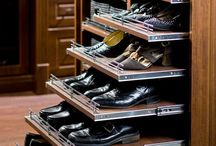 Men's apparel storage