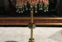 A Miniature lamps