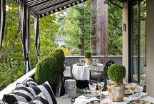 Restauracja ogródek