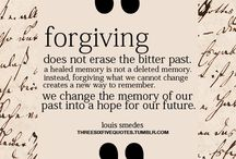 {Forgive&Forget}
