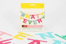 //Party supplies//