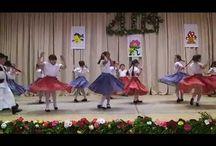 tánc az oviban