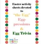 What eggactly is Easter? / Easter activities