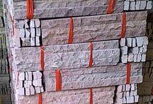 Jual Batu Alam Cupang Merah / Jual Batu Alam Cupang Merah