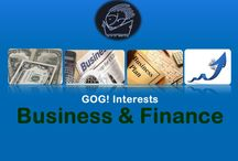 GOG! Business & Finance / The Go On Girl! Book Club's GROUP board for information and BOOKS on Business and Finances.