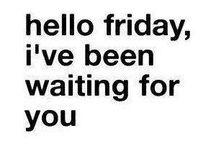 It's Friday, Friday!!!!