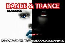 DANCE & TRANCE CLASSICS ♫ Mix