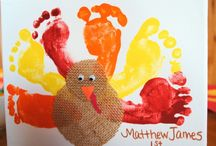 fall crafts / by Jaclyn Spring