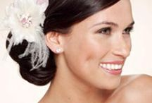 Wedding hair, makeup and accessories