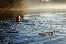 Eau libre / nager en pleine nature