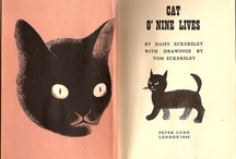 Les chats / by Khalsa Joslin