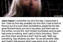 JK Rowling's Creations