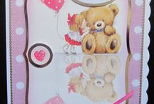 Teddy Bear Cards for all occasions