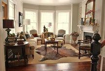 Beautiful interior spaces / by Lauren Bedard