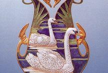 Fabergé,Gallé e Lallique / A obra de três criadores que revolucionaram a joalheria e os objetos de arte