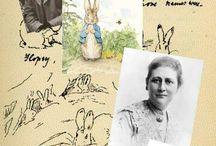 Beatrix Potter inspirations