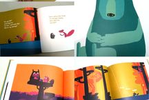Genre (Children's Book/Other) / Children's Book & Light-Hearted Styled Illustration • Pinterest.com/ScottMonaco • More at: QuietYell.com