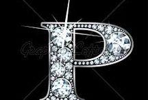 Písmeno P
