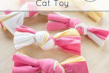 Diy Cats toys