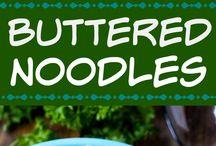 menu - egg noodles