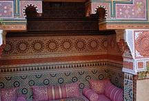Moroccan/ethnic/global/Bohemian Decor