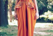Dhoti pants outfit▶