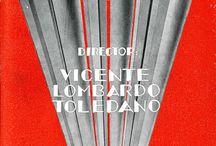 Portadas de la revista FUTURO / Las portadas de la revista futuro destacan por su creatividad y diseños propios de la Revolución Mexicana.