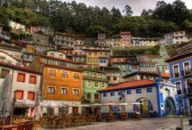 Asturias / Los viajes