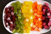 zdrave sladko slane pochutky