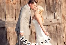 Wedding Pose Ideas / by Amy Kirk