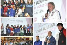 Coppa del Mondo di Sci 2016 / La Coppa del Mondo di Sci ritorna in Val d'Aosta dopo 26 anni ed è La Thuile che, il 20 e il 21 febbraio 2016, ospiterà le gare femminili di SuperG e Discesa libera. La pista sulla quale si correranno le competizioni sarà la 3 Franco Berthod.
