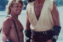 Hercules and Xena