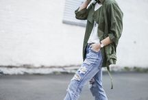 Army street style