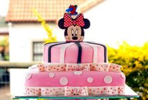 Aleena's Minni Mouse Party