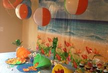 Birthday party / by Tricia Scira