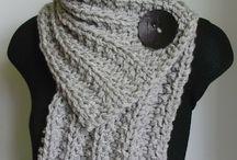 шарф, снуд