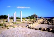 Nora / Nora, la città più antica della Sardegna Nora, the ancient city of Sardinia