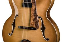 Fremediti Eumelia Archtop Guitar / Eumelia stands out in our archtop line as the most traditional model.