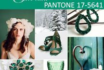 Pantone's 2013 color of the year Emerald